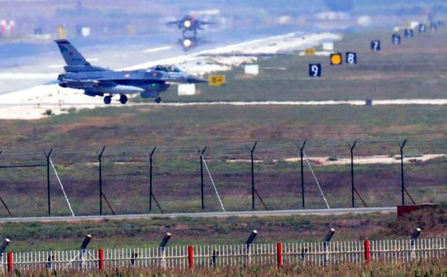 Turkey, US discuss use of bases in campaign against ISIS