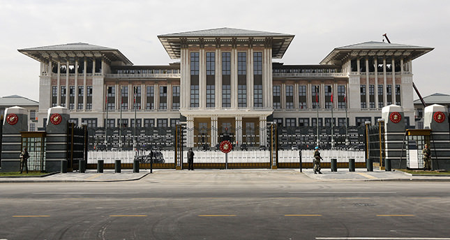New presidential palace to be opened on Republic Day