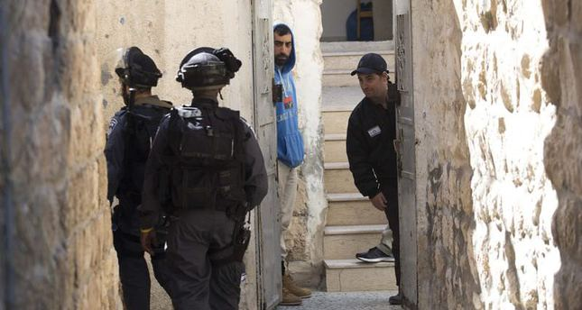 Israeli police shoot man in east Jerusalem