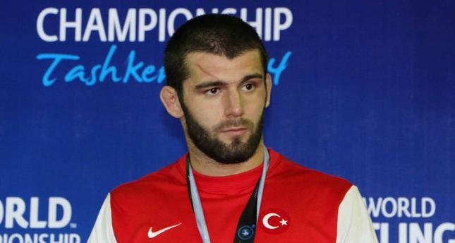 Turkish wrestler loses medal after failing dope test