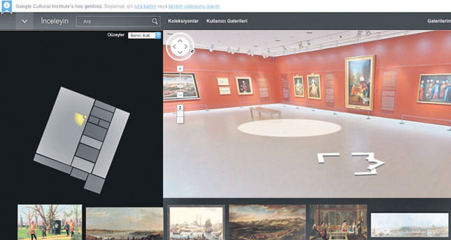 Istanbul's leading museums collaborate with Google