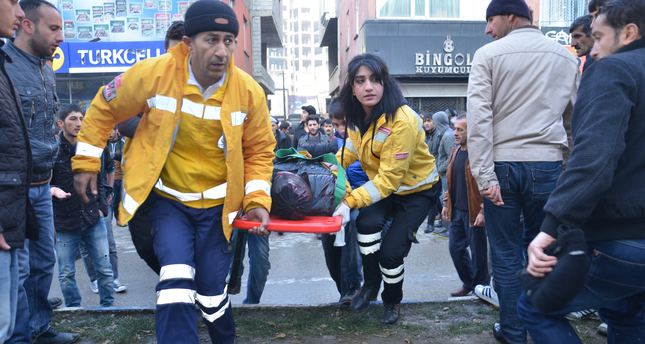 Three Turkish soldiers killed in southeast Turkey