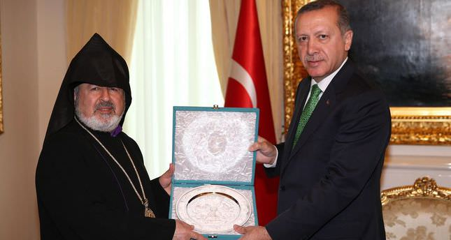Turkey repeats call for expert help to analyze events of 1915