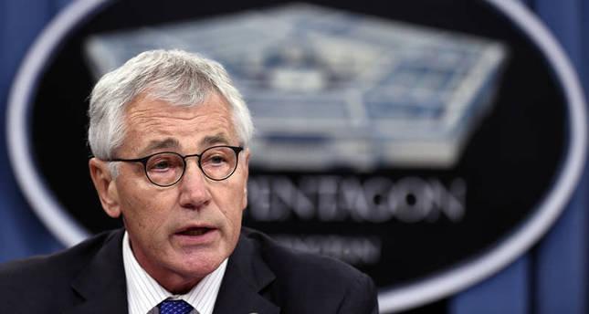 US-led strikes against ISIS may help Assad, says Hagel