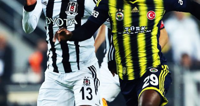 338th meeting between city rivals Fener and Beşiktaş