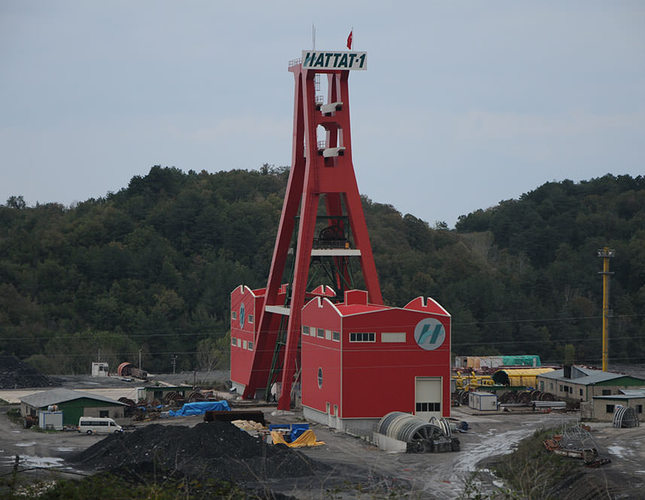 Two Chinese miners killed in Turkey mine accident