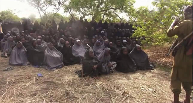 Kidnapped schoolgirls married off: Boko Haram