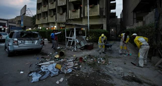 Bombings kill at least 24 in Baghdad: officials