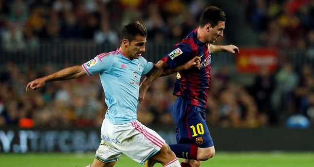 Barcelona loses to Celta1-0, Real Madrid takes lead