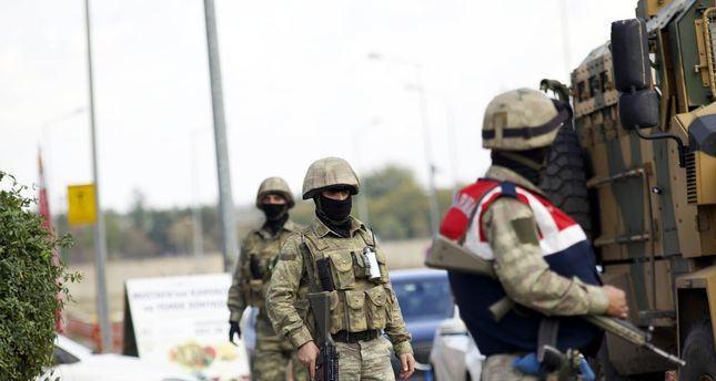 Two PKK members arrested in southeastern Turkey