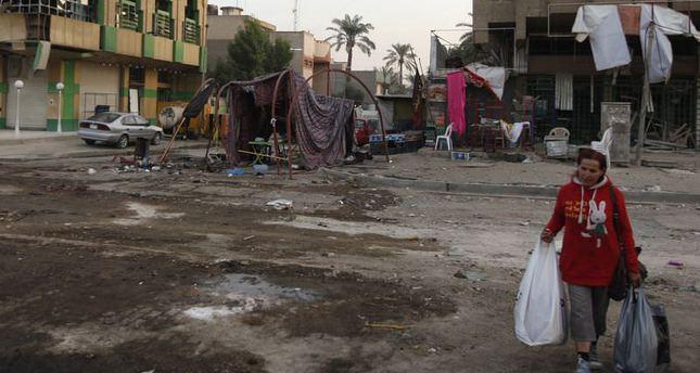 Shi'ite pilgrims preparing for religious festival targeted in Baghdad, 12 dead