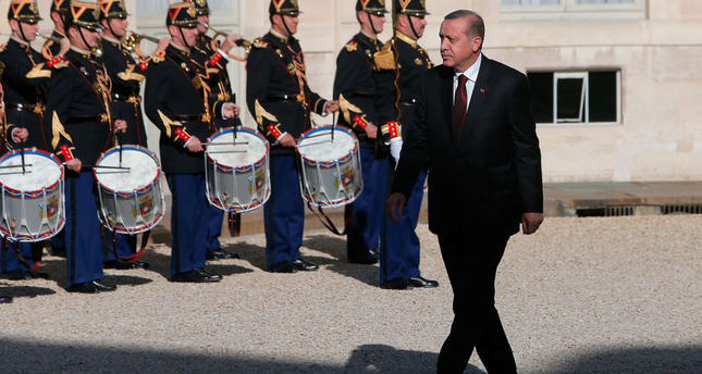 Erdoğan: Turkey under direct threat by regional conflict