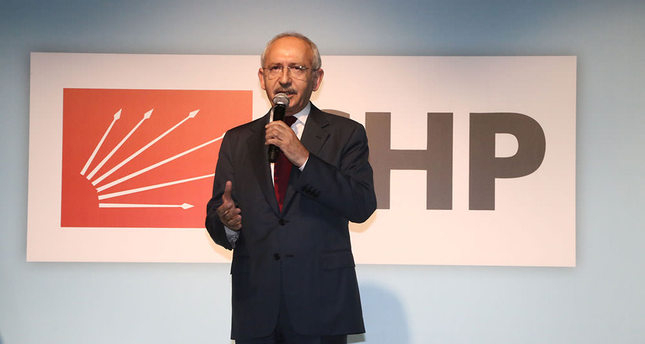 Main opposition CHP announces election strategy for 2015