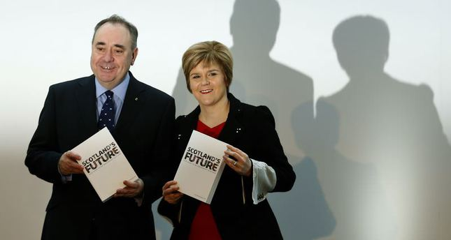 Scotland to become independent 'within 20 years': defeated nationalist leader