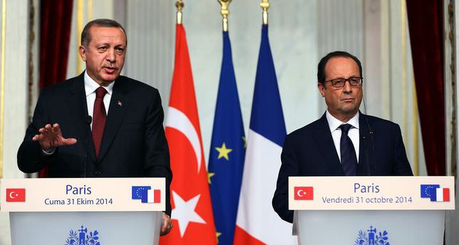 Erdoğan says 'Daesh' not 'ISIS' after France