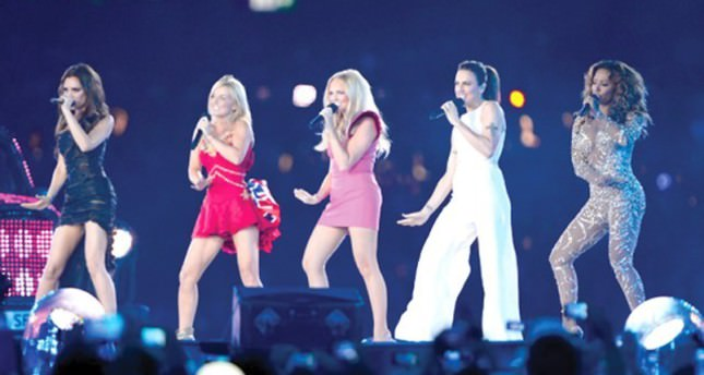 Spice Girls' 'Wannabe' is catchiest hit song, survey reveals