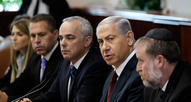 Netanyahu urged by 106 retired security staff to make peace