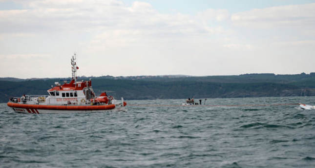 Boat carrying migrants capsizes off Istanbul, 22 people drown