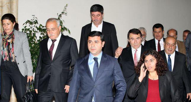 Survey: HDP's votes dwindle after protest calls