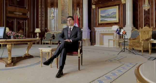 KRG Prime Minister Barzani praises Turkey's decision to grant passage to peshmerga forces