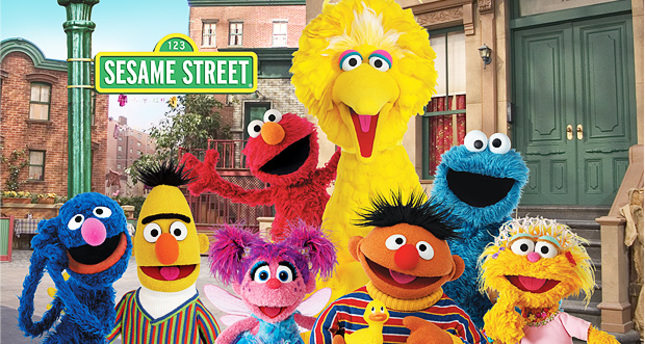 'Sesame Street' marks 45th birthday