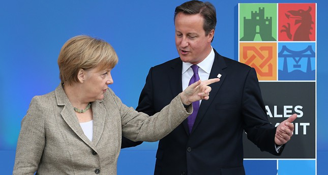 Germany rejects Britain's demands to reform EU rules on immigration