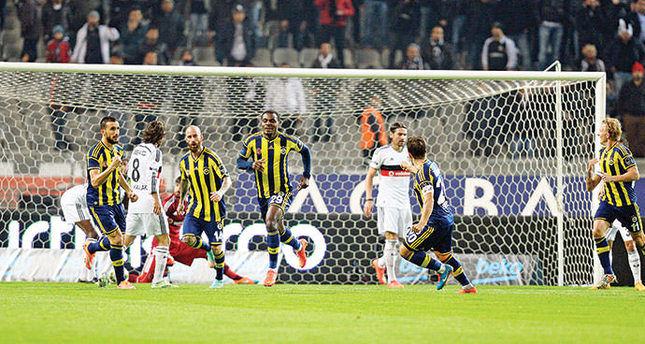 Frantic Beşiktaş