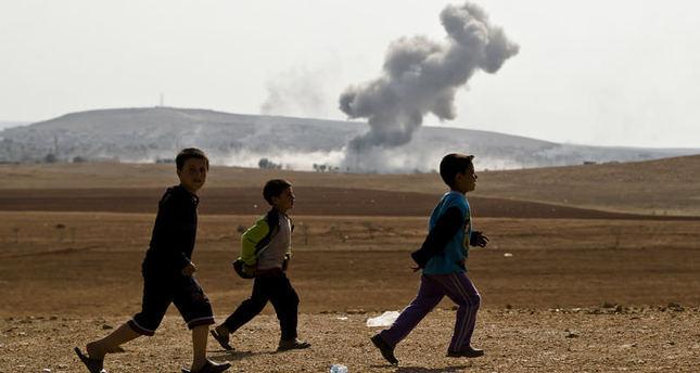 ISIS tortured Kurdish child hostages, says rights watch