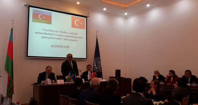 Different dimensions of Azerbaijan-Turkey relations discussed in Baku
