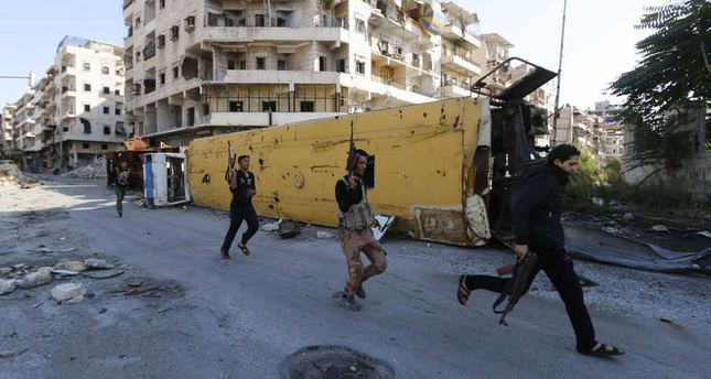 Syrian regime forces launch attack to encircle Aleppo