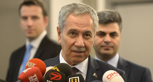 Deputy PM says a terrorist leader cannot be his addressee