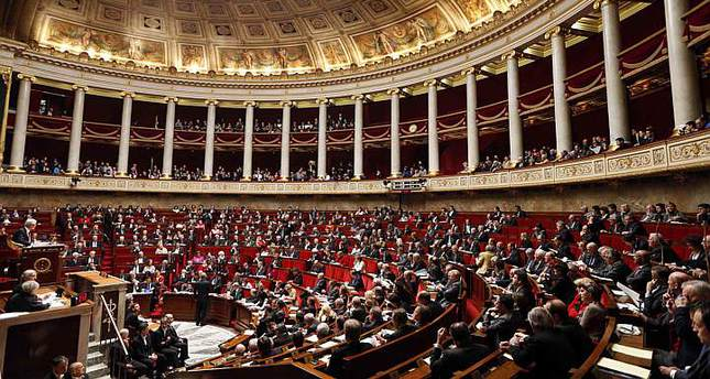 French lawmakers prepare motion to recognise Palestine as a state