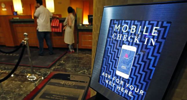 Skip check-in, latest hotel room key is your phone