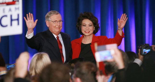Republicans retake senate after a decade, amid Obama's disapproval