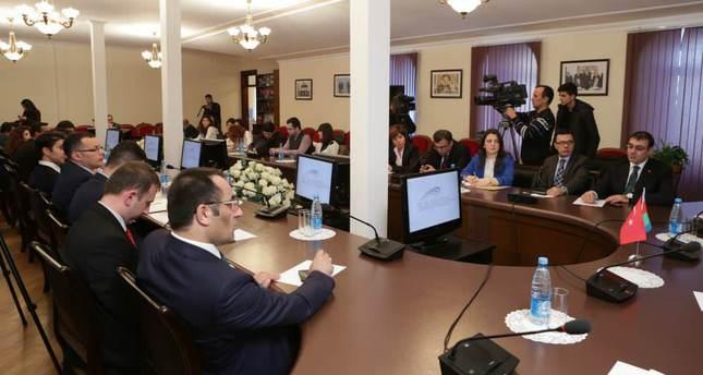Turkish and Azeri academics seek to boost ties