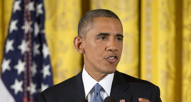 Obama congratulates Republicans on their midterm election victory