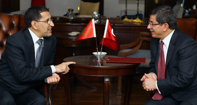 Turkish, Moroccan experts discuss regional issues