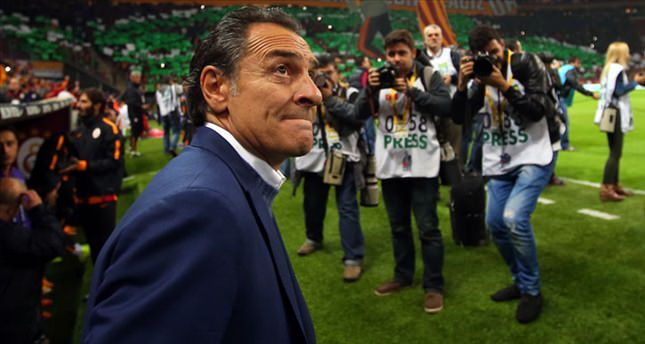 Gala hit the bottom in Europe as fans demand Prandelli exit