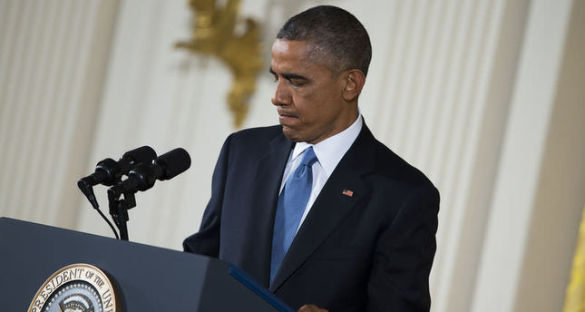 Obama to demand authority from Congress for fight against ISIS