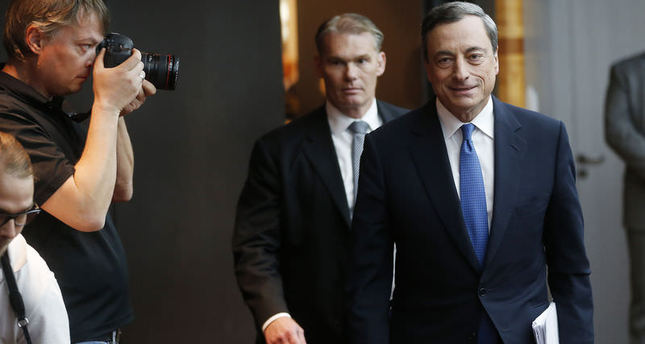 Draghi: ECB working on new stimulus measures