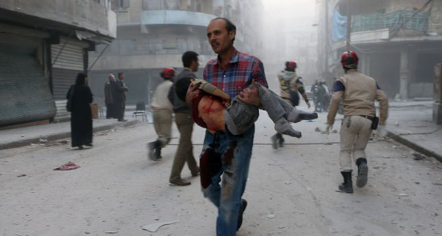 Regime attack kills at least 17 children in Syria