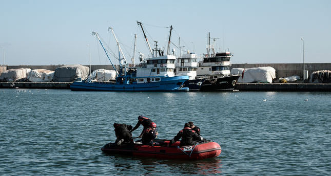 Migrant boat disaster puts Istanbul in the spotlight