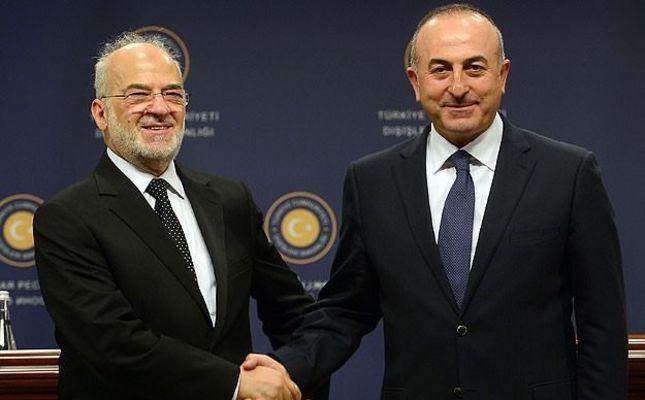 Iraqi FM visits Turkey as Ankara reiterates support
