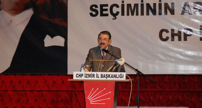 CHP seen as 'enemy' for 30 pct of voters, says party's vice president
