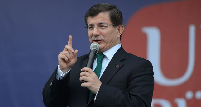 Turkey will do whatever it takes for Al-Aqsa and Jerusalem, says Davutoğlu