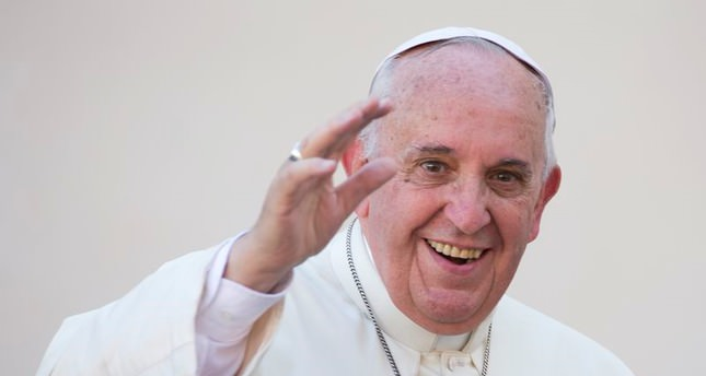 Pope Francis to be the first foreign guest at Turkey's new Presidential Palace
