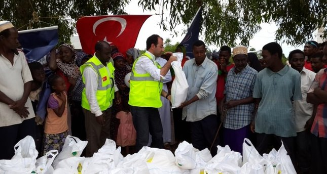 Africa gets lion's share of Turkish foreign aid