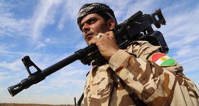 Kurds thank Turkey's support in fight against ISIS militants in besieged Kobani