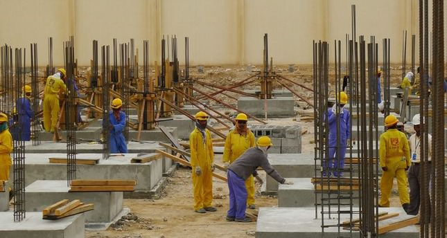 North Korea sends thousands of workers to Qatar as slaves