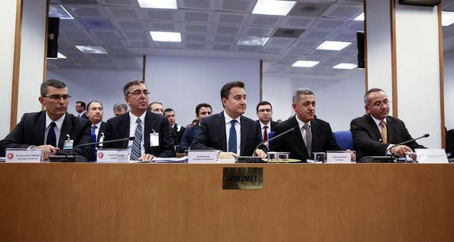 Deputy PM Babacan presents Turkey's welfare picture